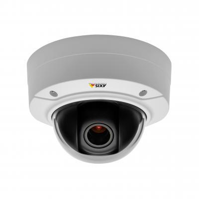 Axis 0615-001 beveiligingscamera