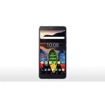 Lenovo tablet: TAB 3 7 Plus - Zwart, Blauw