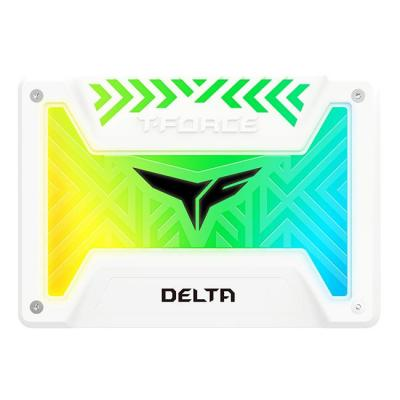 Team Group Delta RGB SSD - Wit