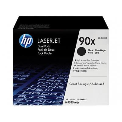 HP CE390XD cartridge