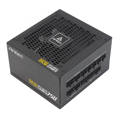 Antec HCG750 Power supply unit - Zwart