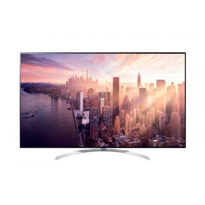 "Lg led-tv: 139.7 cm (55 "") , LCD 3840 x 2160, 4K Ultra HD, 40W (WF : 20W), DVB-T2/C/S2, 100~240Vac 50-60Hz - Zilver, Wit"