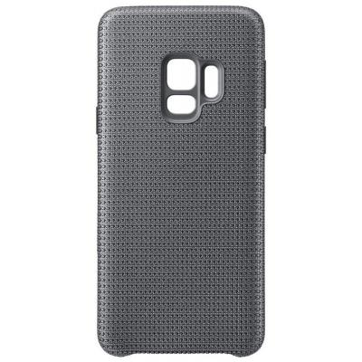 Samsung mobile phone case: Hyperknit Cover Galaxy S9 - Grijs