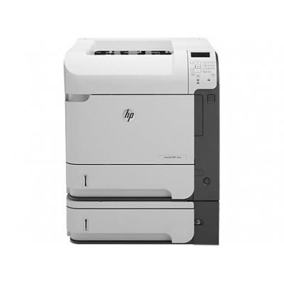 HP laserprinter: LaserJet Enterprise 600 M602x - Zwart