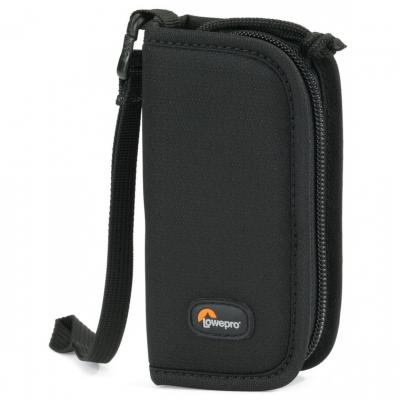 Lowepro : S&F Memory Wallet 20 - Zwart