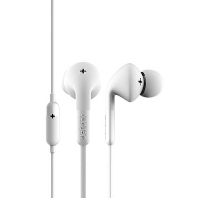 DEFUNC +MUSIC Headset - Wit