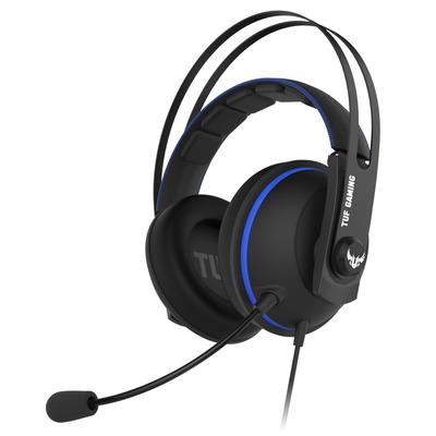 ASUS TUF Gaming H7 Headset - Zwart, Blauw