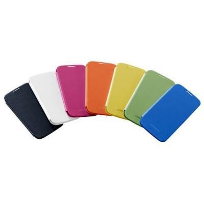 Samsung etui voor mobiele apparatuur: Flip Cover White - Wit