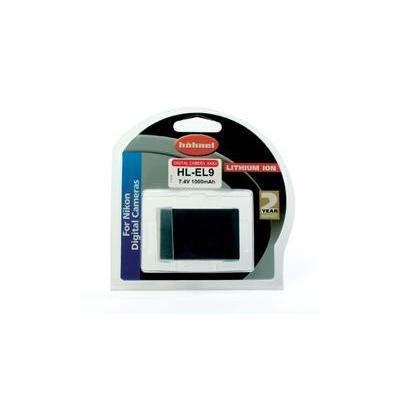 Hahnel HL-EL9 Battery for Nikon Digital Camera