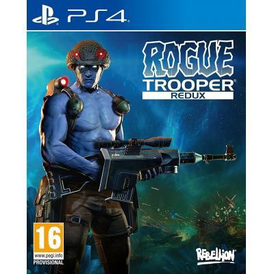 Koch media game: Rogue Trooper Redux  PS4