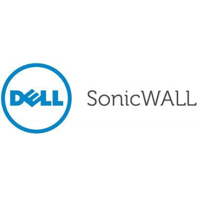 Dell software licentie: SonicWALL Gateway Anti-MW Intrusion, 1Yr, NSA 250M