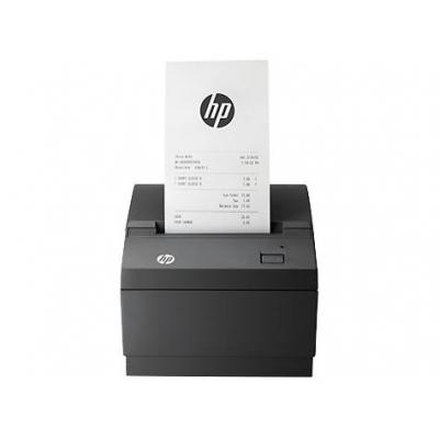 Hp pos bonprinter: Value Serial USB Receipt - Zwart