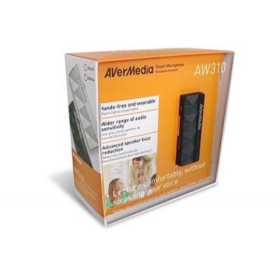 Avermedia microfoon: - Smart Microphone AW310