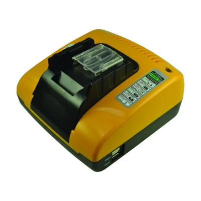 2-power oplader: Universal Power Tool Battery Charger For Makita 20-36V NiCad and NiMH, 18.5 cm x 16 cm x 8 cm, AC .....