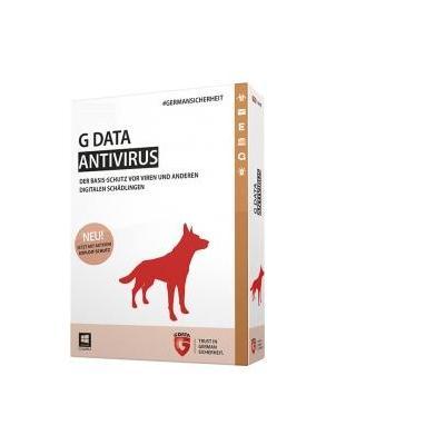 G DATA Antivirus software