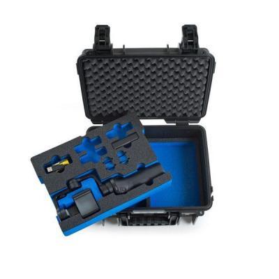 B&w apparatuurtas: type 3000 Osmo Mobile, polypropylene, 11.7 L, black - Zwart