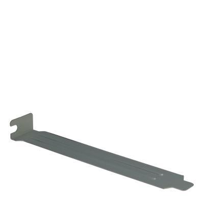 Inter-Tech PCI Slot bracket (bulk) Computerkast onderdeel - Grijs