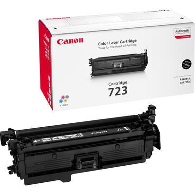 Canon 723BK Toner - Zwart