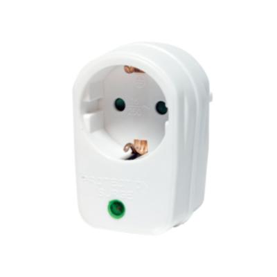 LogiLink PA0078 Stekker-adapter - Wit