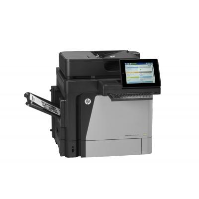 HP multifunctional: LaserJet LaserJet Enterprise Flow MFP M630h - Zwart, Grijs (Demo model)