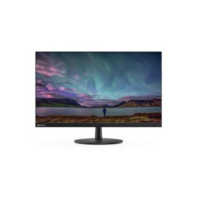 Lenovo L27i-28 monitor - Zwart