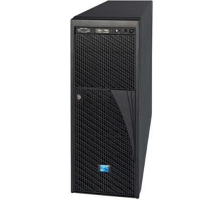 Intel P4216XXMHGR Behuizing - Zwart