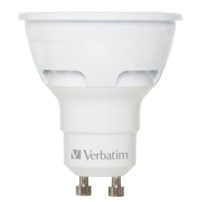 Verbatim led lamp: PAR16 GU10 4W