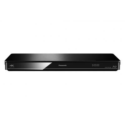 Panasonic Blu-ray speler: DMP-BDT384EG - Zwart