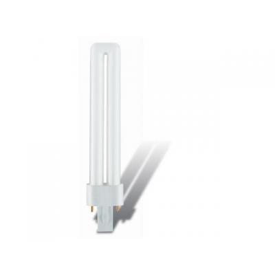 Osram gloeilamp: Lamp DuluxS 11W kl840 spaarlmp G23