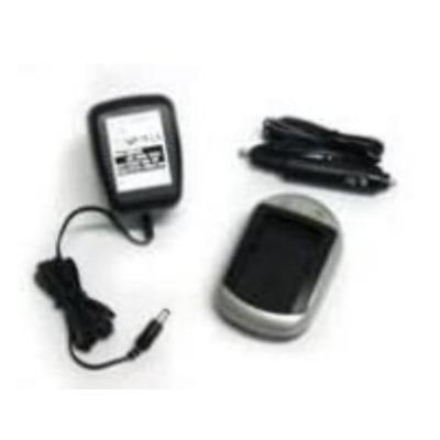 CoreParts MBDAC1062/UK Oplader - Zwart, Zilver