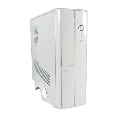 Lc-power behuizing: LC-1400Wmi, Mini ITX / Micro ATX, 3.27kg - Wit