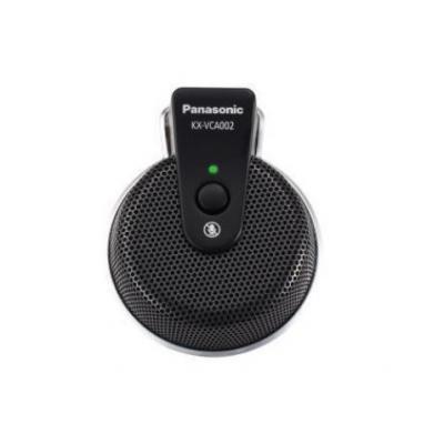 Panasonic KX-VCA002X Microfoon - Zwart