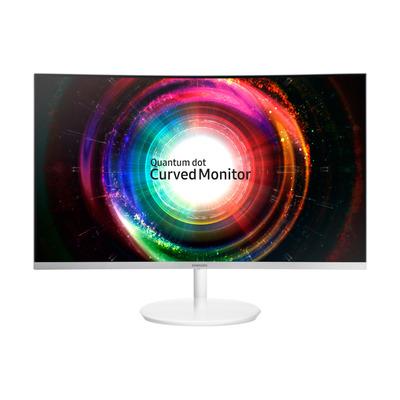 Samsung SyncMaster C27H711QEU Monitor - Wit