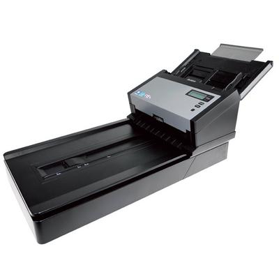 Avision AD280F Scanner - Zwart, Grijs