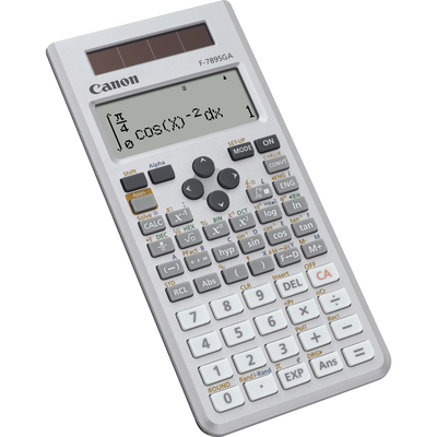 Canon F-789SGA Calculator - Grijs