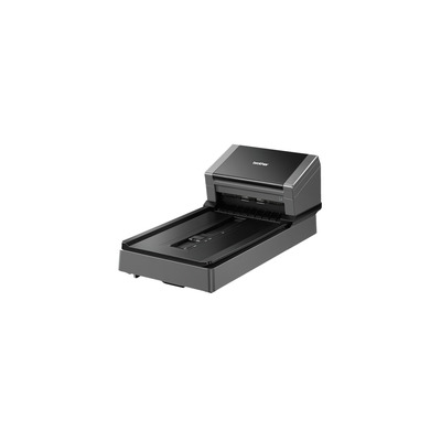 Brother Professionele - 60 ppm - dubbelzijdig - SuperSpeed USB 3.0 - Optimalisatie functies Scanner - Zwart