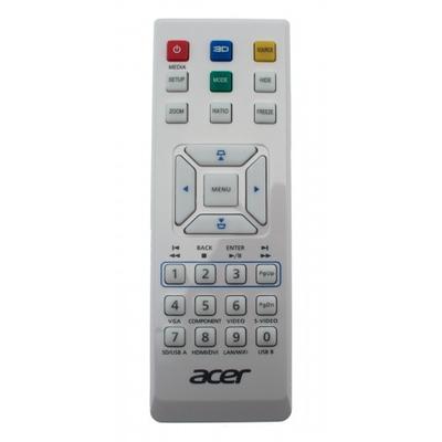 Acer MC.JK211.007 Afstandsbediening - Wit
