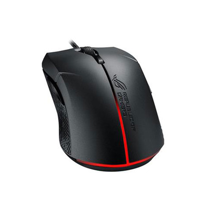 Asus computermuis: ROG Strix Evolve - Zwart