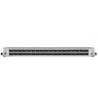 Cisco netwerk switch module: 32-port 40 Gigabit Ethernet QSFP+ line card