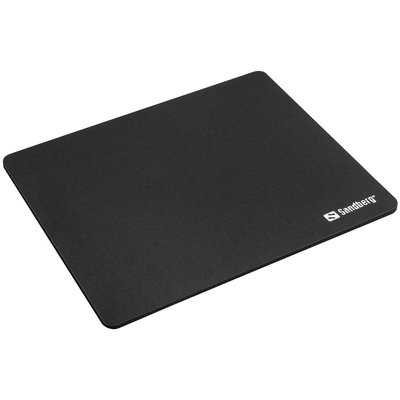 Sandberg Mousepad Black Muismat - Zwart
