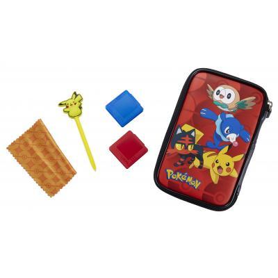 Bigben interactive apparatuurtas: Big Ben, Pokemon Sun Moon Essentials Pack (New 3DS XL / New 3DS / 3DS XL / 3DS)