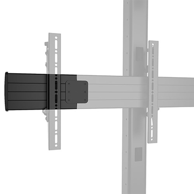 Chief FUSION Freestanding and Ceiling Video Wall Extension Brackets, Black Muur & plafond bevestigings accessoire .....