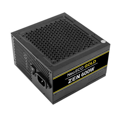 Antec NE600G Zen Power supply unit - Zwart