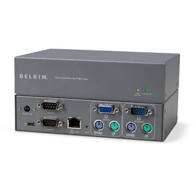 Belkin F1DE101HEA KVM switch