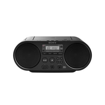 Sony CD-radio: ZS-PS55B - Zwart