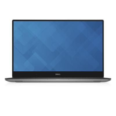 Dell laptop: Precision 5520 - Zwart, Zilver