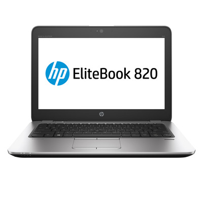 HP EliteBook 820 G3 Laptop - Zilver