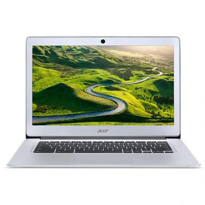"Acer laptop: Chromebook 14 CB3-431-C9JQ - 14"" Celeron 2GB RAM 16GB Flash - Chrome OS - Zilver"