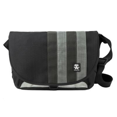 Crumpler bagagetas: Dinky Di Messenger - S - Zwart, Grijs