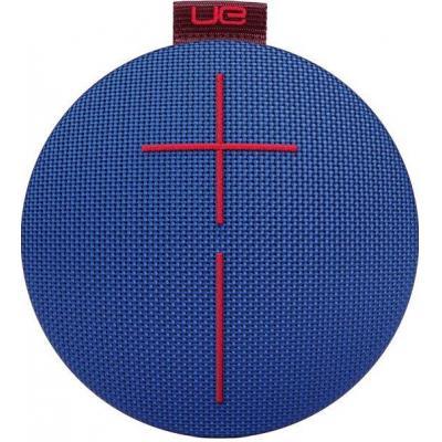Logitech draagbare luidspreker: 108 Hz - 20 kHz, Bluetooth, Li-Ion - Blauw, Rood